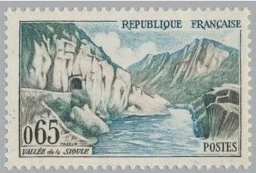 timbre de variété, modèle rare pas cher