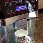 Une machine à café au service des employés